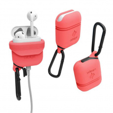 Catalyst Waterproof case, coral - AirPods