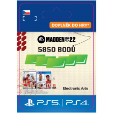 ESD CZ PS4 - MADDEN NFL 22 - 5850 Madden Points