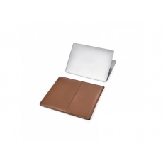 COTEetCI Macbook Multifunction Leather Liner Bag (16 inch) Brown