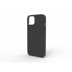 Decoded Sil Backcover, charcoal - iPhone 13