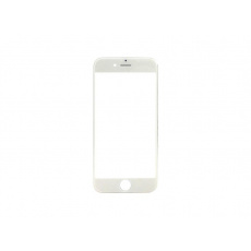 Front White LCD glass (Without OCA / Without Frame) for iPhone 7 Plus - 10PCS/Set