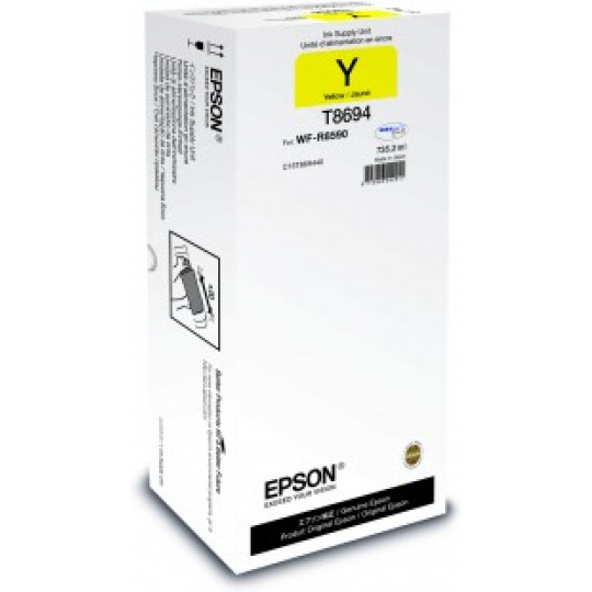 Recharge XXL for A3 – 75.000 pages Yellow