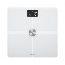 Withings Body+ Full Body Composition WiFi Scale - White