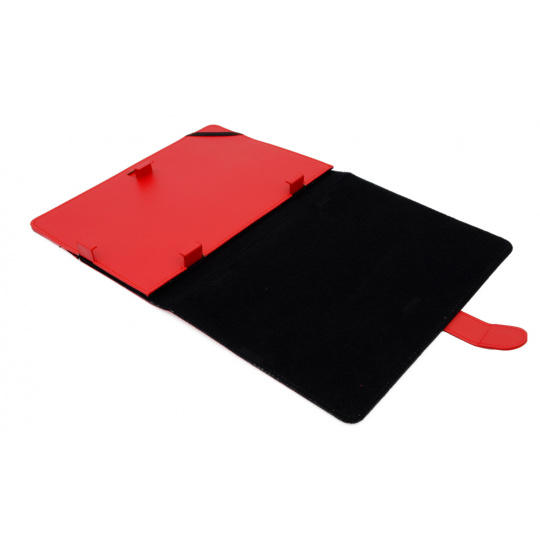 """AIREN AiTab Leather Case 8 10"""" RED"""