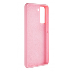 Tactical Velvet Smoothie Kryt pro Samsung Galaxy S21 Pink Panther