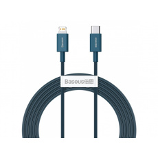 Baseus Superior Series Fast Charging Data Cable Type-C to iP PD 20W 2m Blue