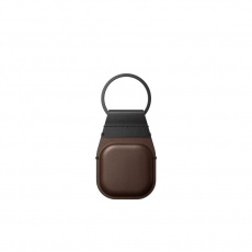 Nomad Leather Keychain, brown - Apple Airtag