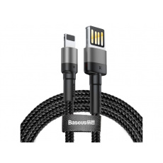 Baseus Cafule Cable (Special Edition) Lightning 2.4A 1m Black