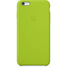 MGXX2ZM/A Apple Silicone Cover Green pro iPhone 6 Plus/6S Plus