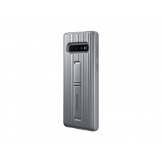 EF-RG973CSE Samsung Standing Cover Silver pro G973 Galaxy S10