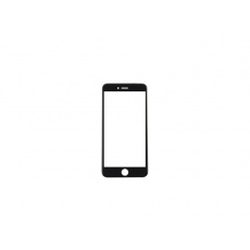 Front Black LCD glass (Without OCA / Without Frame) for iPhone 6 Plus - 10PCS/Set