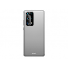 Baseus Wing Case for Huawei P40 Transparent White