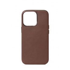 Decoded MagSafe BackCover, brown - iPhone 13 Pro