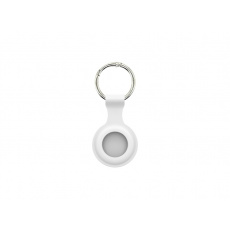 RhinoTech Silicone Case for Apple AirTag White