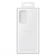 EF-QN985TTE Samsung Clear Cover pro N985 Galaxy Note 20 Ultra Transparent