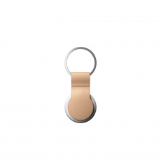 Nomad Leather Loop, natural - Apple Airtag