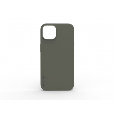 Decoded Sil Backcover, olive - iPhone 13