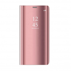 Cu-Be Clear View Samsung A12 Pink