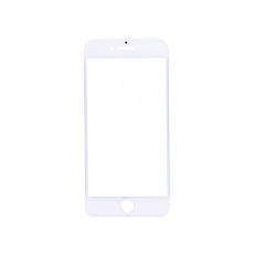 Front White LCD glass (Without OCA / Without Frame) for iPhone 7 - 10PCS/Set