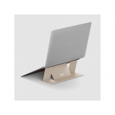 MOFT Adhesive Foldable Laptop Stand Gold