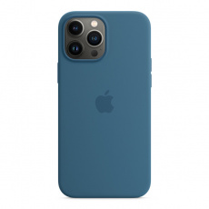 iPhone 13ProMax Silic. Case w MagSafe – Blue Jay