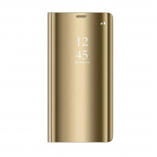 Cu-Be Clear View Samsung A02S Gold