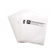 Cleaning Card Kit, ZC100/300,2000