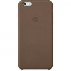 MGQR2ZM/A Apple Leather Cover Brown pro iPhone 6 Plus/6S Plus